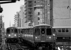 CTA Photographs Downtown