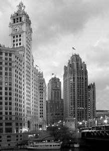 Vintage Photo Chicago