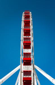 Ferris Wheel - Navy Pier
