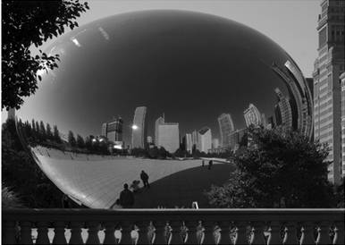 The Bean/Millenium Park