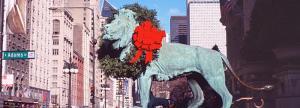 Chicago Art Institute Photo