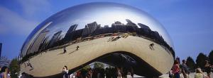 The Bean Reflection Photo Chicago IL