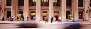 Federal Reserve Bank, LaSalle Street Picture