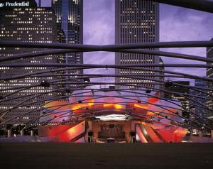 Millenium Park Chicago Illinois Photograph