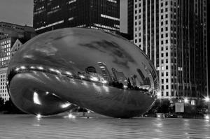 photo of the Bean