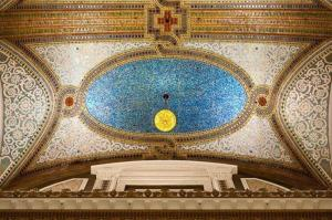 Marshall Field and Company Ceiling