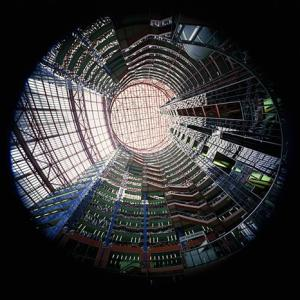 Interior View of Thompson Center Photo