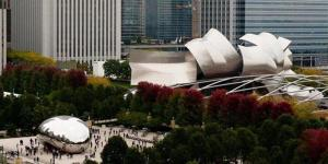 Frank Gehry Bandshell