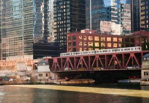 Chicago River photo