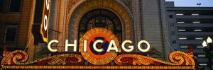 Chicago Theater Photograph
