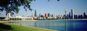 Chicago Illinois Lakefront Color Pictures