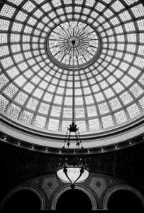 Tiffany Dome - Cultural Center