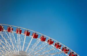 Ferris Wheel – Navy Pier